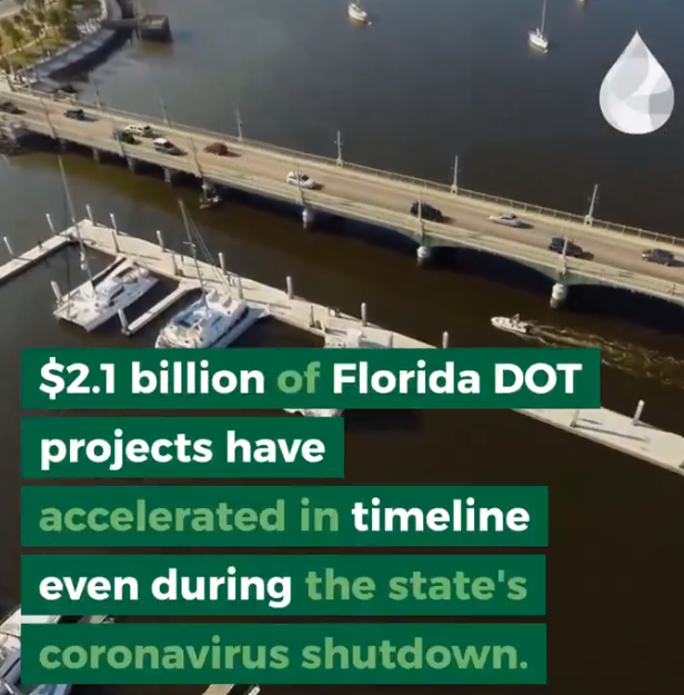 Florida accelerates DOT project timelines